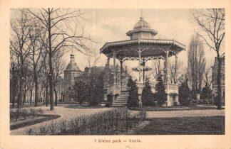 Ansichtkaart Venlo 't Kleine Park met muziektent HC18574