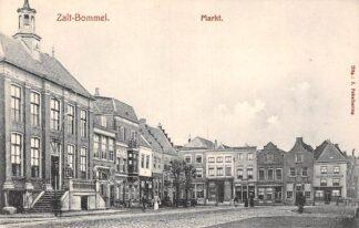 Ansichtkaart Zaltbommel markt HC18591