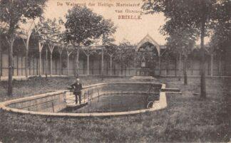 Ansichtkaart Brielle De Waterput der Heilige Martelaren van Gorcum 1914 HC18609