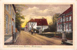 Ansichtkaart Zoetermeer Dorpstraat met Pastorie HC18619