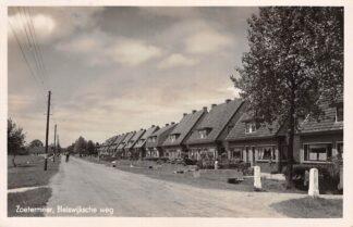 Ansichtkaart Zoetermeer Bleiswijksche weg 1940 HC18624