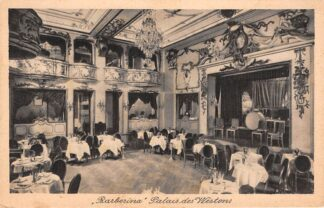 Ansichtkaart Duitsland Berlin Barberina Palais des Westens Hardenbergstr. 18 Deutschland Europa HC18648