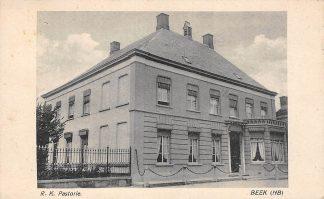 Ansichtkaart Beek (NB) R.K. Pastorie 1932 HC18660