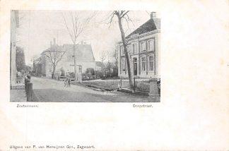 Ansichtkaart Zoetermeer Dorpstraat 1900 HC18672