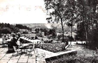 Ansichtkaart Slenaken Hotel Op den Dries 1961 HC18686
