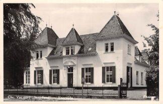 Ansichtkaart Ellecom Chr. Vac.oord Jeugdland Voorzijde 1954 Rheden HC18692