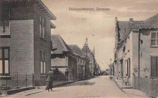 Ansichtkaart Zevenaar Didamschestraat 1926 HC18698