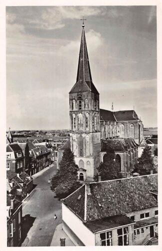 Ansichtkaart Kampen Bovenkerk 1947 HC18708