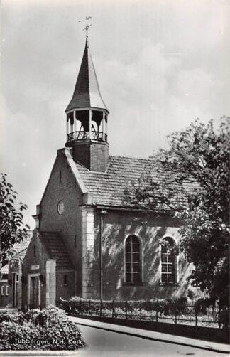 Ansichtkaart Tubbergen N.H. Kerk 1961 Twente HC18714
