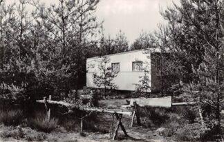 Ansichtkaart Helvoirt Rekreatie-oord Distelloo Caravan Camping  HC18739