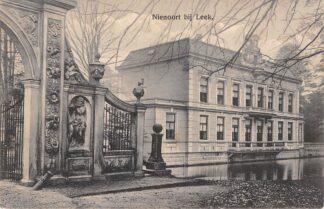 Ansichtkaart Nienoort bij Leek 1918 HC18745