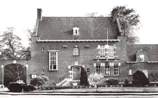 Ansichtkaart Scherpenzeel Gemeentehuis 1969 HC18770