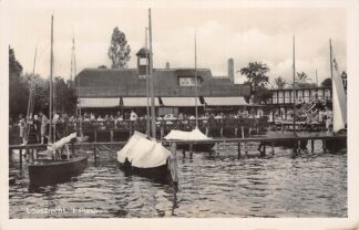 Ansichtkaart Loosdrecht 't Plashuis Fotokaart 1935 HC18788