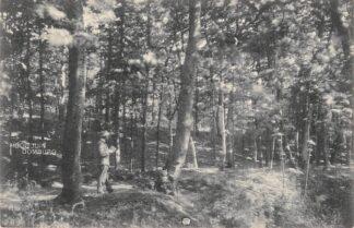 Ansichtkaart Domburg Hoogduin 1920 Walcheren HC18816