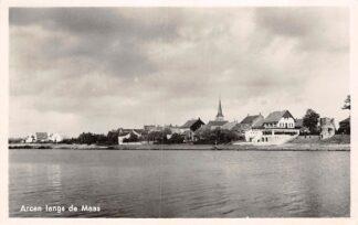 Ansichtkaart Arcen langs de Maas 1947 HC18978