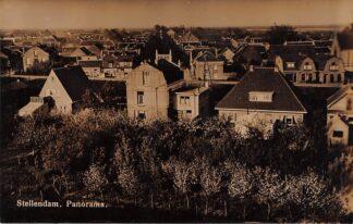 Ansichtkaart Stellendam Panorama Type fotokaart Goeree-Overflakkee HC18990