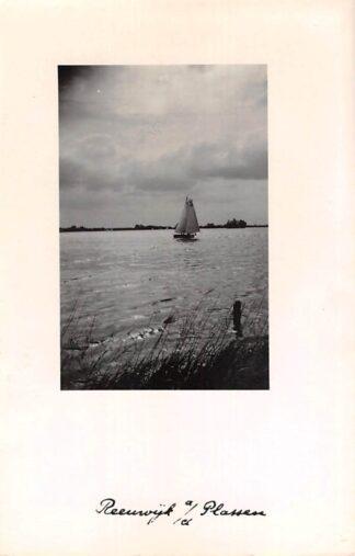 Ansichtkaart Reeuwijk a/d Plassen 1939 Prachtige zeldzame originele fotokaart HC19047