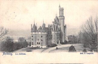 Ansichtkaart België Antoing Le Chateau Kasteel 1904 Europa HC19097