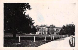 Ansichtkaart Oosterbeek bij Arnhem Fotokaart Militair Tehuis Bronbeek 1937 HC19115