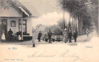 Ansichtkaart De Bilt Tolhuis 1902 Vivat No. 2273 HC19149