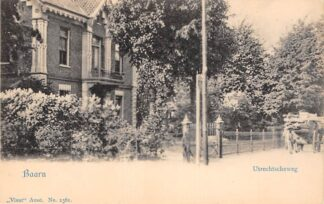 Ansichtkaart Baarn Utrechtscheweg Vivat No. 2381 HC19175