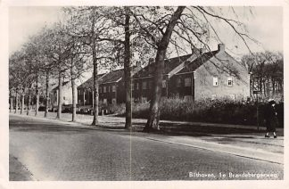 Ansichtkaart Bilthoven 1e Brandenburgerweg 1948 HC19260