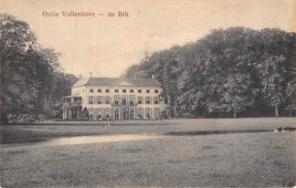 Ansichtkaart De Bilt Huize Vollenhove 1917 Zeist HC19297