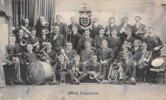 Ansichtkaart De Bilt Biltsch Fanfarekorps Muziek 1908 HC19313