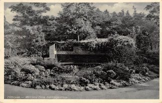 Ansichtkaart Bilthoven Nachtegaallaan Melchior Bank 1933 HC19319