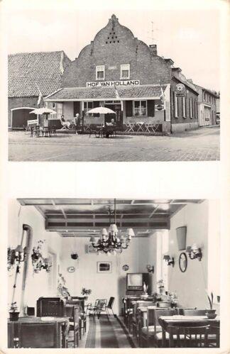 Ansichtkaart Maarheeze Hotel Hof van Holland 1959 Cranendonk Noord-Brabant HC19397
