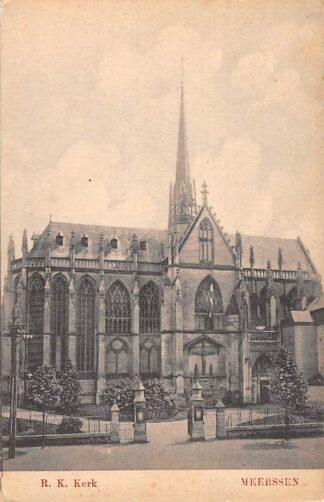 Ansichtkaart Meerssen R.K. Kerk HC19401
