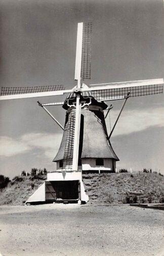 Ansichtkaart Heijen Gennep Hotel Café Restaurant De Heijense Molen 1962 HC19405
