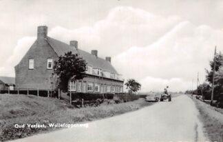 Ansichtkaart Oud Verlaat Wollefoppenweg Zevenhuizen (ZH) 1965 HC19411