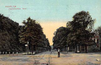 Ansichtkaart Haarlem Haarlemmerhout Dreef Tramspoor 1906 HC19418
