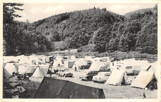 Ansichtkaart België Bouillon Le Camping Europa HC19441