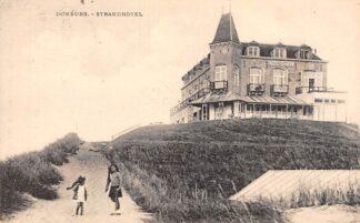 Ansichtkaart Domburg Strandhotel 1926 Walcheren HC19448