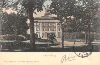 Ansichtkaart Santpoort Provinciaal Ziekenhuis Meerenberg 1904 HC19461