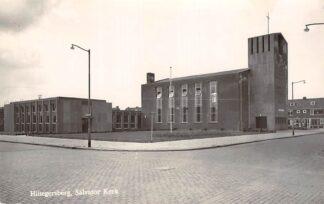 Ansichtkaart Rotterdam Hillegersberg Gereformeerde Salvator Kerk HC19480