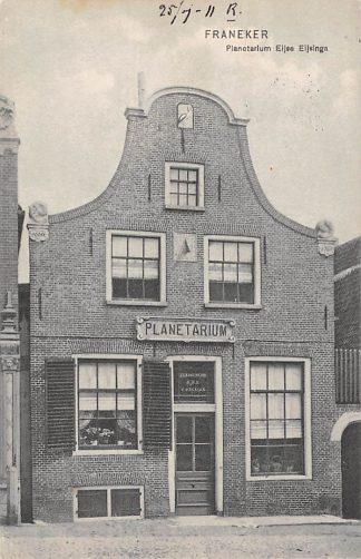 Ansichtkaart Franeker Planetarium Eijse Eijsinga 1911 HC19492