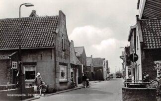 Ansichtkaart Moerkapelle Dorpsstraat HC19518