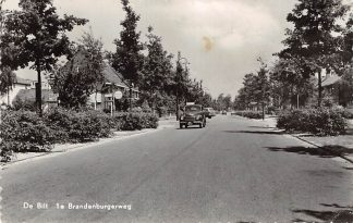 Ansichtkaart De Bilt 1e Brandenburgerweg HC19631