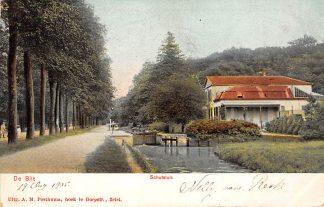 Ansichtkaart De Bilt Schutsluis 1905 Sluis HC19637