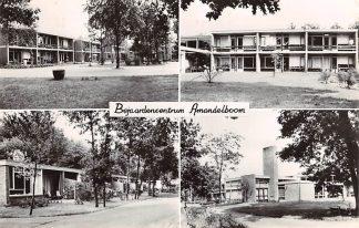 Ansichtkaart Bilthoven Bejaardencentrum Amandelboom 1971 HC19673