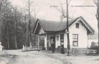 Ansichtkaart De Bilt Tol Soestdijker Straatweg 1918 HC19699