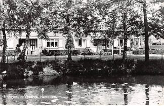 Ansichtkaart Bilthoven 't Vijvertje Hertenlaan HC19727