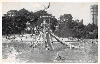 Ansichtkaart Bilthoven Natuurbad De Biltsche Duinen Watertoren Zwembad 1964 HC19807