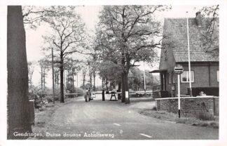Ansichtkaart Gendringen Duitse douane Anholtseweg 1955 HC19829