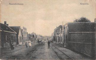 Ansichtkaart Raamsdonkveer Keizerdijk HC19848