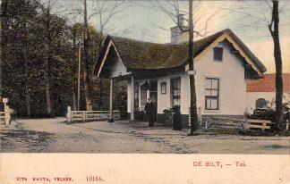 Ansichtkaart De Bilt Tol 1908 HC19890