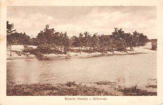 Ansichtkaart Bilthoven Biltsche Meertje 1921 HC19917